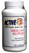 Active Omega 3-6-9 MultiPlus