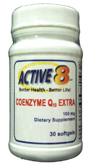 Get the best quality Coenzyme Q10 (CoQ10) for antioxidant heart health!