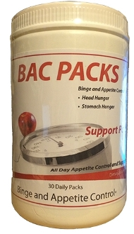 BAC Packs - Ultimate Appetite Control
