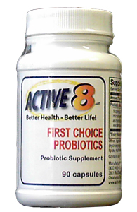 Order First Choice Probiotics for better stomach health