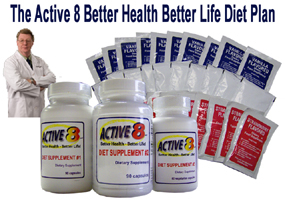 Best Value for the Active 8 Better Health-Better Life Diet Plan